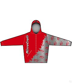 MirroCraft Generic Soft Shell Jacket w/ Large Logo
