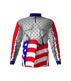 NYFA Metallic Americana Jersey