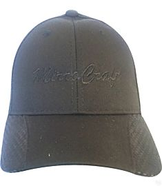 MirroCraft Black on Black Hat