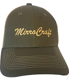 MirroCraft Puff Walleye Hat
