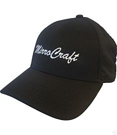 MirroCraft Performance Poly Black Hat