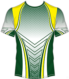 Archon Jersey-Green/Yellow