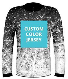 Bubbles Jersey-Custom Color