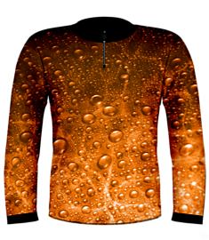 Bubbles Jersey-Copper