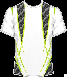 Double Cross Jersey-Green