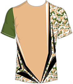 Camo-Chisel Jersey-Green