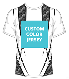 Double Cross Jersey-Custom Color