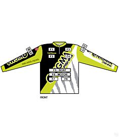 Enigma Claw Jersey