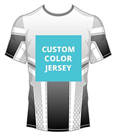 Exodus Jersey-Custom Color