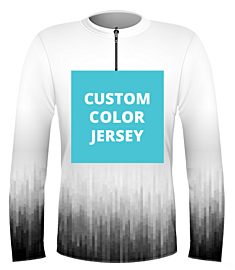 Flaming Storm Jersey-Custom Color