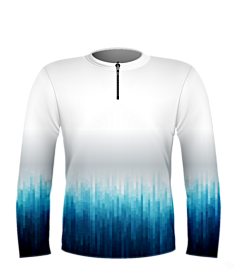 Flaming Storm Jersey-Blue
