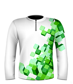 Floating Jersey-Green