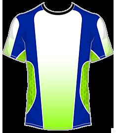 Futura Jersey-Blue/Green
