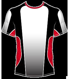 Futura Jersey-Black/Red