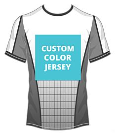 Grid Jersey-Custom Color