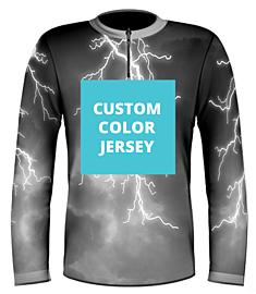 Hard Lightning Jersey-Custom Color