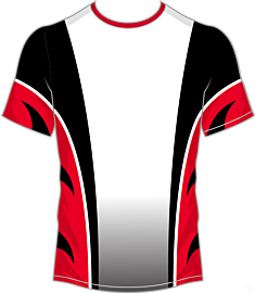 Hooked Jersey-Red