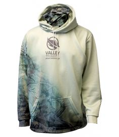 Bandit Mint Mens Performance Fleece Hoodie with Gaiter and Pouch Pocket