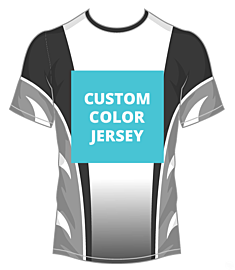 Hooked Jersey-Custom Color