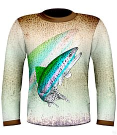 NYFA Kevin Hurrie Designs Rainbow Trout Jersey