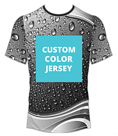 Liquid Jersey-Custom Color