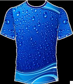 Liquid Jersey-Blue