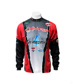 Clay Dyer replica jersey from VF Outdoors
