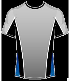Mars Jersey-Black/Blue