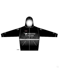 Mens Hooded Jersey