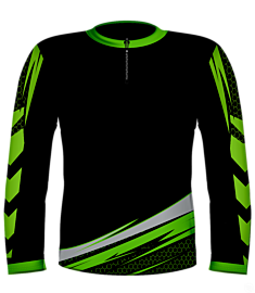 Monster Jersey-Black