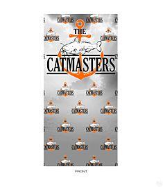 Cat Masters Neck Gaiter