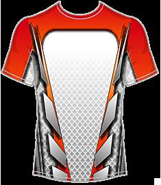 Nexus Jersey-Orange