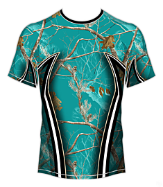 Realtree Claw Jersey
