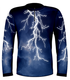 Hard Lightning Jersey