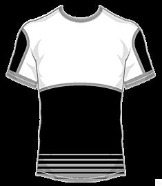 Tag Team Jersey-Grey