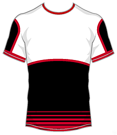 Tag Team Jersey-White