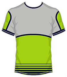 Tag Team Jersey-Green