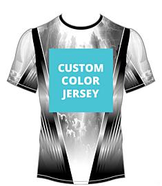 Thuderstruck Jersey-Custom Color