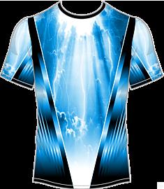 Thuderstruck Jersey-Blue