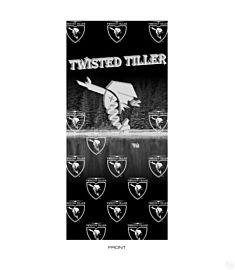 Twisted Tiller Neck Gaitor
