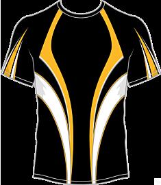 Viper Jersey-Black