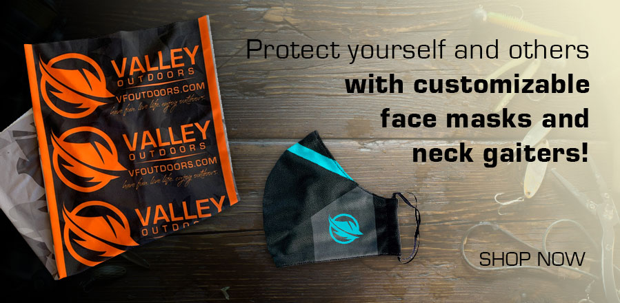 Face Masks and Neck Gaiters